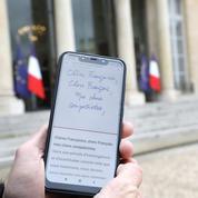 Benedetti : «Dans sa lettre aux Français, le Président corsète le débat»