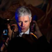 Devant des élus LR, Laurent Wauquiez reconnaît devoir être plus présent