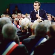 Le débat marathon d'Emmanuel Macron avec les maires