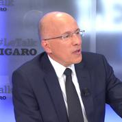 Éric Ciotti: «Les solutions à la crise sont la baisse des impôts et de l'immigration»