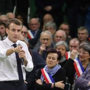 Grand débat national : Macron ouvert sur les 80 km/h et les collectivités, moins sur l'ISF