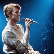 David Bowie rejoué parses musiciens à l'Olympia