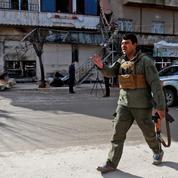 À Manbij, au nord de la Syrie, Daech se rappelle à l'Amérique