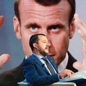 Entre la France et l'Italie, la grande brouille