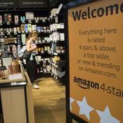 Amazon limite les nouvelles technologies dans ses boutiques