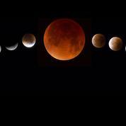 Pourquoi la Lune devient rouge au lieu de disparaître lors d'une éclipse ?