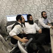 Israël: les hommes en noir intègrent la «nation des start-up»
