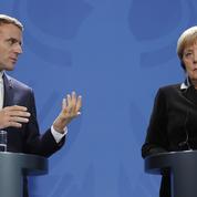Europe: la lune de miel ratée entre Macron et Merkel