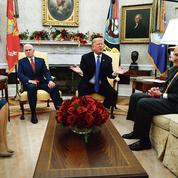 «Shutdown»: Trump face à l'obstacle Pelosi