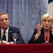Traité d'Aix-la-Chapelle : Le Pen et Dupont-Aignan veulent une saisine constitutionnelle