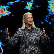 Après sept ans de recul, IBM renoue avec la croissance