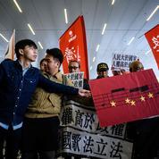 Hongkong veut interdire de siffler l'hymne chinois