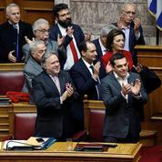 Macédoine: Athènes officiellement réconcilié avec Skopje