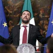Des juges italiens veulent convoquer Salvini