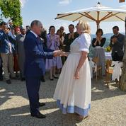 Vladimir Poutine, Karin Kneissl et les surprises d'un mariage viennois