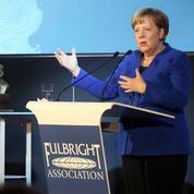 Angela Merkel, héroïne du multilatéralisme, reçoit un prestigieux prix international