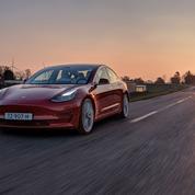 Tesla Model 3: un cher bolide électrique