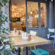 Libshop, street food libanaise aux Halles