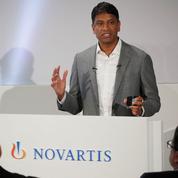 Le nouveau PDG de Novartis redessine le profil du groupe