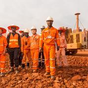 En Guinée, la Chine fait main basse sur l'«or rouge»