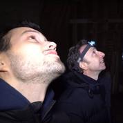 Stéphane Bern explore de nuit les entrailles du château de Maintenon avec un youtubeur