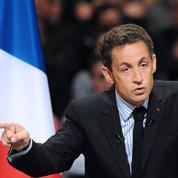 Européennes: comment Macron s'inspire de Sarkozy