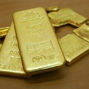 L'or aiguise les appétits dans un contexte d'inquiétude mondiale