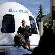 Jeff Bezos dans la course aux constellations de satellites