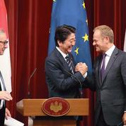 L'Europe et le Japon créent la plus grande zone de libre-échange du monde