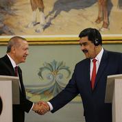 Venezuela: Erdogan épaule son «frère Maduro» au nom d'un même anti-impérialisme