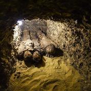 L'Egypte dévoile des momies de plus de 2000 ans, une impressionnante découverte