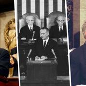 Les discours sur l'état de l'Union restés gravés dans les mémoires