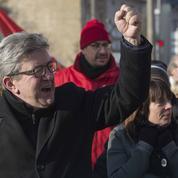 Grève du 5 février : la gauche s'affiche dans la rue avec les syndicats et les «gilets jaunes»