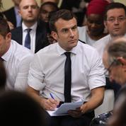 Macron renonce à envoyer sa lettre aux Français par courrier