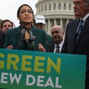 États-Unis: la démocrate Alexandria Ocasio-Cortez présente un «Green New Deal»