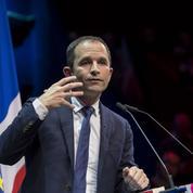 Européennes: Hamon propose une «votation citoyenne» pour une «liste commune» à gauche