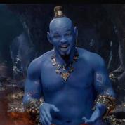 Aladdin :Will Smith se dévoile en génie bleu dans une nouvelle bande-annonce