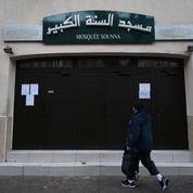 Sept mosquées fermées depuis l'entrée en vigueur de la loi antiterroriste en 2017