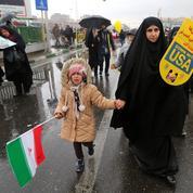Le pouvoir à Téhéran capitalise encore sur les défis lancés à l'Amérique