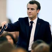 Macron dans l'Indre à la rencontre des maires ruraux
