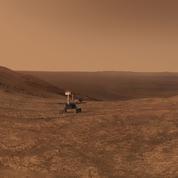 La Nasa reconnaît la perte du rover Opportunity sur Mars