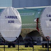 Airbus met fin à la production de l'A380 après des années de ventes décevantes
