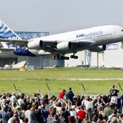 Airbus présente des résultats meilleurs que prévu
