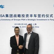 À la peine en Chine, PSA mise sur le marché de l'occasion pour se refaire