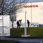 L'ombre du Brexitplane sur la fermeture de l'usine Honda de Swindon