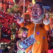 #MeToo :Harvey Weinstein, héros d'un char au carnaval de Nice