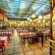 Bouillon Chartier Montparnasse, c'est lui le patron!