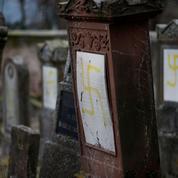 Quatre-vingts tombes profanées dans un cimetière juif du Bas-Rhin