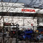 Émoi après l'annonce de la fin de l'usine britannique de Honda