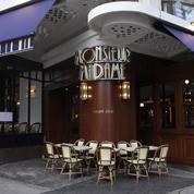 Monsieur Madame, brasserie - club des Ternes